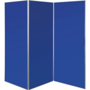 3 panel large display boards - medici