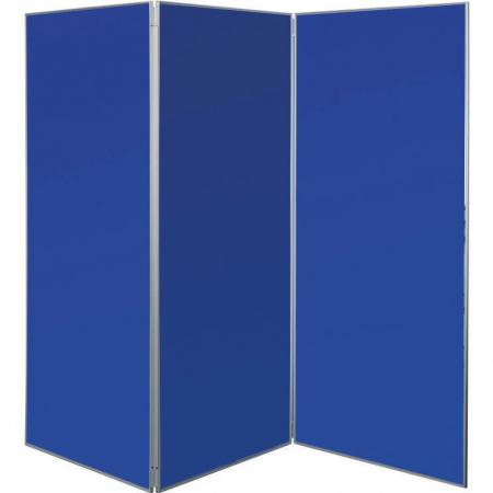 3 panel large display boards - medici