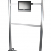 Graphic and LCD Display System frame