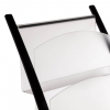 onyx a4 literature display stand close-up
