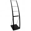 onyx a4 literature display stand frame