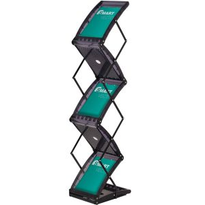 quantum a4 literature display stand - 2