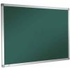 felt notice board - green