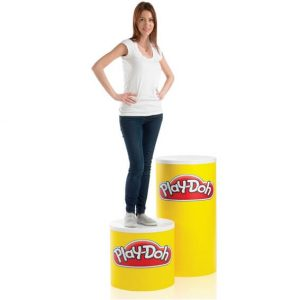 swift 360 promotional plinths