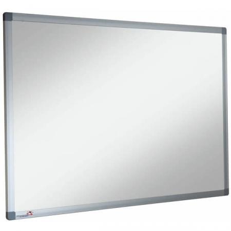 vitreous enamelled magnetic whiteboard