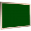 Holly - Charles Twite felt notice board with wood frame