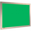 Mint - Charles Twite felt notice board with wood frame