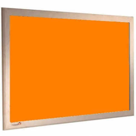 Tango - Charles Twite felt notice board with wood frame