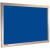 Trafalgar - Charles Twite felt notice board with wood frame