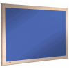 Wedgewood - Charles Twite felt notice board with wood frame