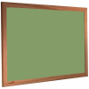 Baby Lettuce - 2213 - Forbo Nairn pinboard with wood frame