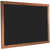 Black Olive - 2209 - Forbo Nairn pinboard with wood frame