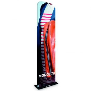 formulate monolith banner stand - 600mm wide