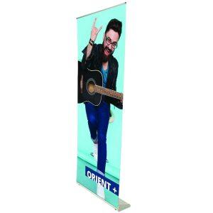 orient banner stand
