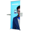 original plus banner stand with accessories