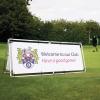 monsoon outdoor banner in situ