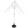 promotional parasol circular - base and frame