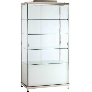 ACCW large upright cabinet with cupboard hire