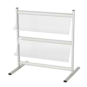 DP04 brochure display unit hire