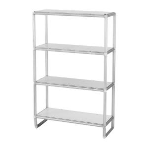DP21 4 tier display shelf hire