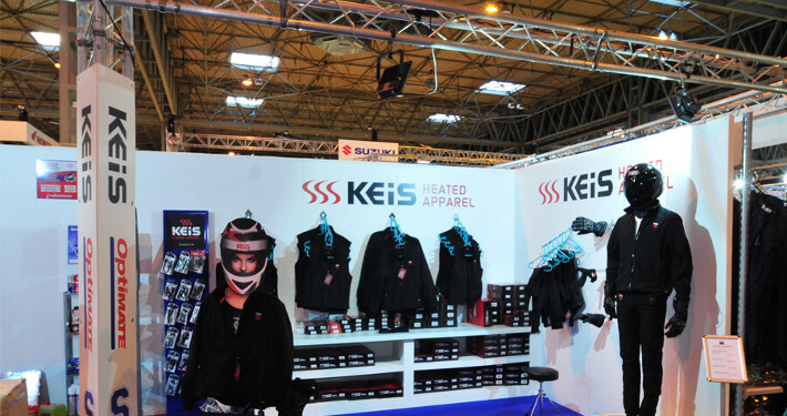 Gantry exhibition stand