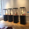 KCB Kudos glass display cabinet hire