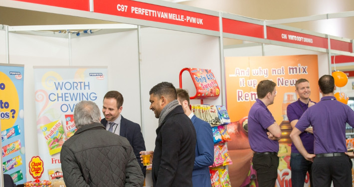 shell scheme hire for london retail show