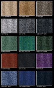 lunar cord - shell scheme carpet options