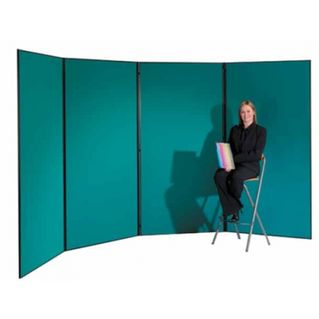 4 panel large display boards