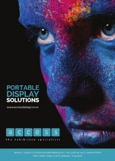 portable display solutions brochure