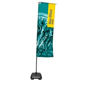 shimmer outdoor flag