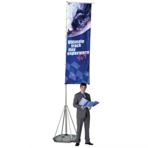 Wind Dancer 5m Flag Banner