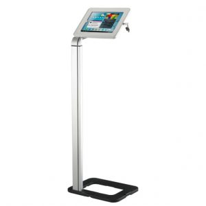 freestanding universal tablet holder