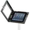 telescopic ipad holder opening