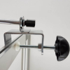 G clamp for Mimas LED display light with straight arm