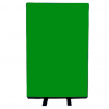 700mm (w) x 1200mm (h) office screen - Nyloop Green