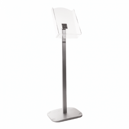 A4 brochure holder display stand