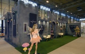 10m x 6m exhibition stand at Spring Fair
