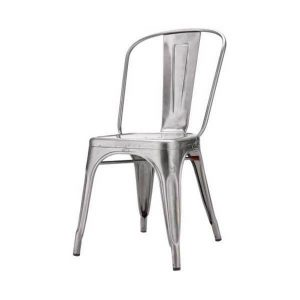 Hire Tolix chair in Silver