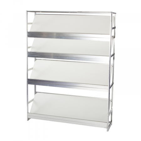 DP03 literature rack hire