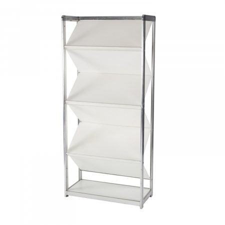 DP75 literature rack hire