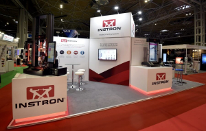 5m x 3m exhibition stand at Advanced Engineering