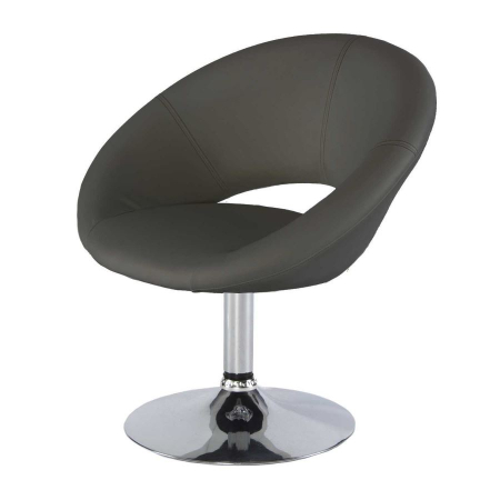 CH62 Moon chair hire - Black