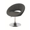 CH62 Moon chair hire - Grey