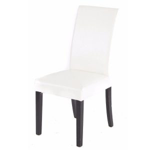 CH63 Leather Diner chair for hire