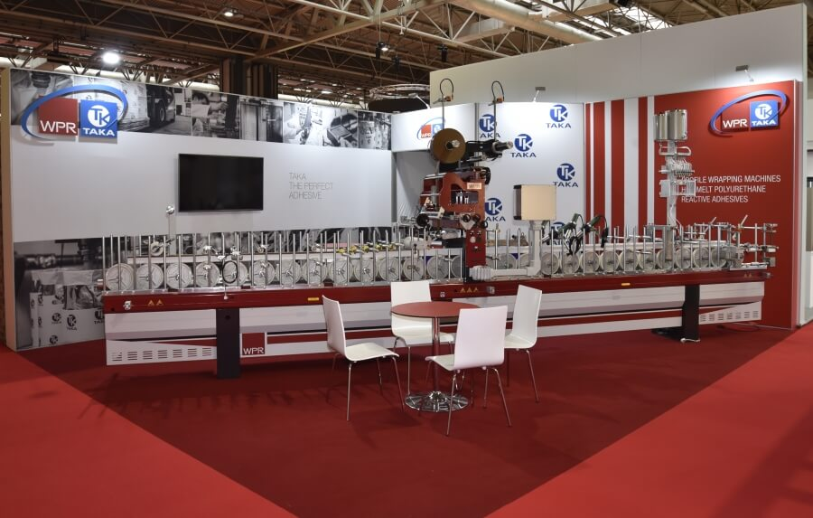 7m x 6m exhibition stand hire
