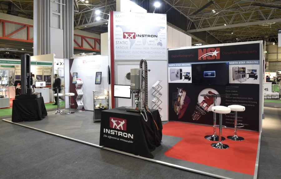 8m x 3m exhibition stand hire