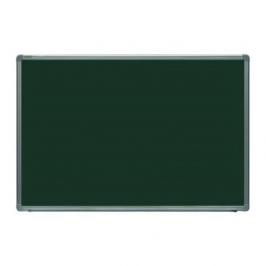 Magnetic chalkboard notice board