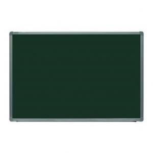 Magnetic chalkboard notice board