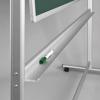 Portable magnetic chalkboard - Pen tray